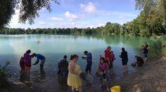 Chaque jeudi, une vingtaine d'Alsaciens s'improvisent chercheurs d'or à Benfeld