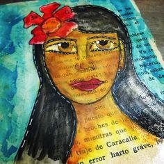 Ana Picolo: Ayala Art: 29 Faces Challenge Setembro 2016