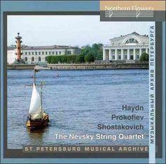 Nevsky String Quartet - Haydn: String Quartets