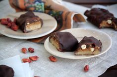 Raw Dessert Collection: Snickers Patukat   Jolie WOW