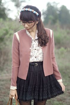 {lucedale} Pretty Outfits, Tulle, Mini Skirts, Photoshoot, Fashion Outfits, My Style, How To Wear, Inspiration, Clothes