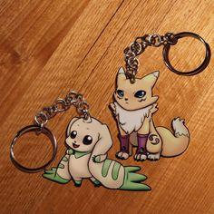 Digimon Keychain #digimon #keychain #anime #kawaii #merchandise