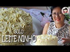 BOLO DE BRIGADEIRO MEIO A MEIO COM MORANGOS - MIL DELÍCIAS NA COZINHA - YouTube
