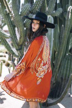 Keegan Cronin photographs Valentina Ruby styled in Lenni's bohemian inspired styles.