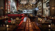 Welkom Cafe Restaurant, Restaurant Design, Home Renovation, Interior Design Renderings, Sport, Resorts, Entertaining, Hotels, Architecture