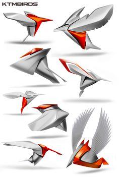 KTM birds illustration/renderings on Behance Motorcycle Design, Bike Design, Spaceship Drawing, Speed Form, Bike Sketch, Biomechanical Tattoo, Art Nouveau Furniture, Industrial Design Sketch, Car Design Sketch