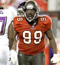 Big Tampa Bay Buccaneers Fan and even bigger Warren Sapp fan. The only NFL  jersey 958893bfd