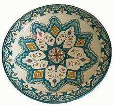 moroccan ceramics
