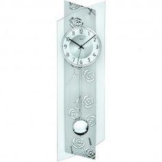 Metal Pendulum Clock 84cm
