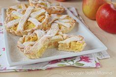 crostatine di mele con ricotta ricetta cucinare semplice colazione merenda facile mini pie frutta Statusmamma © Copyright Status mamma 2015 Giallozafferano