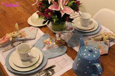 Um café da manhã de Páscoa [http://www.tabletips.com.br]