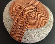 Zen Rocks Studio by ZenRocksStudio Stone Crafts, Rock Crafts, Zen Rock, Stone Wrapping, Sticks And Stones, Dollar Tree Crafts, Stone Painting, Rock Painting, Nature Crafts