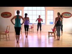 Tracey Mallet - Pilates Booty Barre Basics Class - Intermediate - Trailer - Class # 443 - YouTube