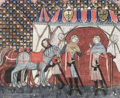 Bodleian Library MS. Bodl. 264, The Romance of Alexander in French verse, 1338-44; 147r