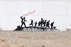 Banksy - The Whip, New York, Coney Island Avenue