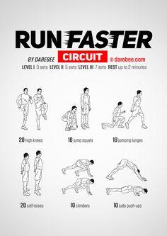 Run Faster Circuit