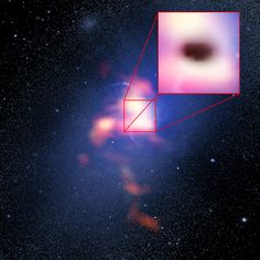 One of the most incredible things about black holes is how much bigger they are than almost anything else out there. Now, a new image taken at the Atacama Large Millimeter/submillimeter Array (ALMA) Observatory shows that we've been totally wrong about how they manage to grow so large.