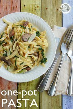 One-Pot Meatless Monday Recipe