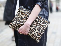 What ELLE Wears to London Fashion Week SS 14 - Day 1