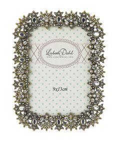 Beautiful silver frame by Lisbeth Dahl Copenhagen Spring/Summer 13. #LisbethDahlCph #Silver #Frame
