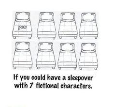 Annabeth Chase, Hermione Granger, Luna Lovegood, the Doctor, Katniss Everdeen, Primrose Everdeen, and Tris - omg that was way harder than it is suppose to be and wait I may want to change one again!