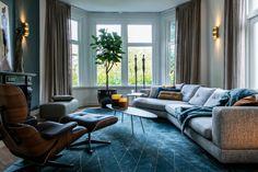 Portfolio interieurprojecten door Co van der Horst Sofa, Couch, Van, Doors, Furniture, Home Decor, Settee, Settee, Decoration Home