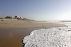 La plage de Lacanau-Océan