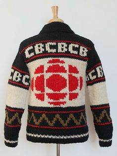 Granted Clothing — Official CBC Sweater - Red, Black & Gold