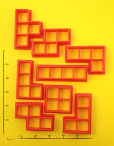 Because who *doesn't* need Tetris cookie cutters?  Tons of cute geeky cookie cutters on this Etsy store.