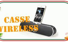 Le casse wireless sono un a strenna natalizia piena di vitalità ! #regali #natale #shopping
