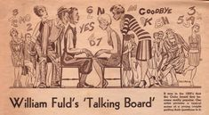 The Strange and Mysterious History of the Ouija Board   BrainCharm