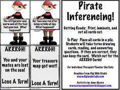 Crazy Speech World: A Pirate's Life for Me!
