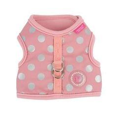 Chic Pinka Dog Harness - Pink