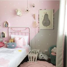 """""""Have you been dreaming of a beautifully styled bedroom room for your child? Check back tonight for all the details on how you can win one, completely…"""""""