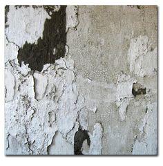 "Erik j Sommer Eviction  mixed medium on canvas  (gessos, oils, acrylics, pastes, plasters, cement)  48"" x 48"""