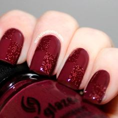 Gorgeous Nail Designs To Try This Fall #NailDesigns #nailart