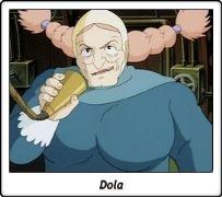 Dola / El castillo en el cielo / Tenkû no shiro Rapyuta / Laputa / Castle in the Sky / Hayao Miyazaki / 1986 / Ghibli / Anime