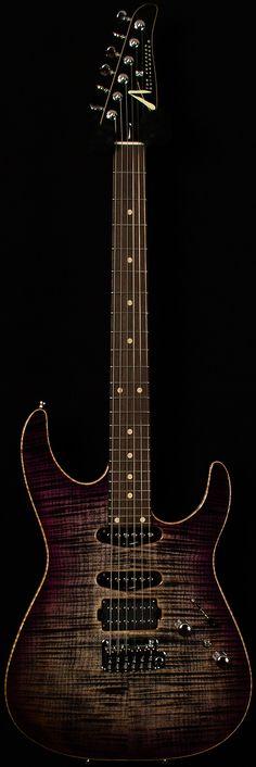 Angel   Tom Anderson   Electrics   Wildwood Guitars