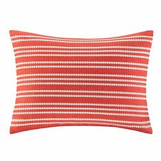 Echo Cozumel Striped Oblong Pillow
