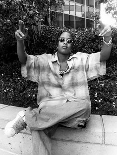 Today in Hip Hop History: Shawntae Harris better known as Da Brat was born April 1974 90s Hip Hop Outfits, Hipster Outfits, Dope Outfits, Retro Outfits, Hip Hop Fashion, 90s Fashion, Fashion Outfits, Lolita Fashion, Fashion Boots