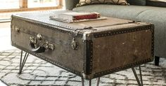 13 Clever Ideas To Decorate Your Home With Vintage Suitcases