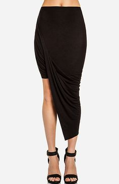 Twisted High Low Skirt. def on my buy list.