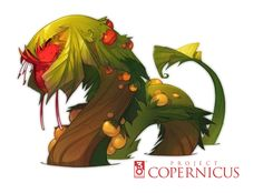 More Samples of creature designs for the cancelled Project Copernicus MMO