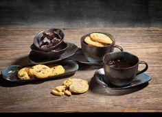 Cana Villa Collection, Greyblue, 300 ml, 262081 Villa, Pudding, Interior Design, Breakfast, Desserts, Collection, Food, Home Decor, Nest Design