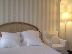 Double room. Habitación doble cama matrimonial. #Hotel Central #Gijon #Asturias #Spain www.hotelcentralasturias.com