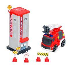 81137 Silverlit Feuerwehrstation incl. Feuerwehrfahrzeug Infrarot mit Sound ferngesteuert Silverlit http://www.amazon.de/dp/B008NOPCUS/ref=cm_sw_r_pi_dp_7u3Fub0VFNTH3