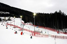 Patscherkofel Course Morning. Youth Olympic Games. Olympics