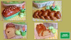 Húsvéti kalács Fitt, Muffin, Paleo, Low Carb, Breakfast, Morning Coffee, Muffins, Beach Wrap, Cupcakes
