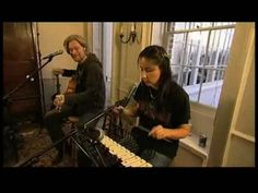 Out Of Touch - Daryl Hall with KT Tunstall, via YouTube.