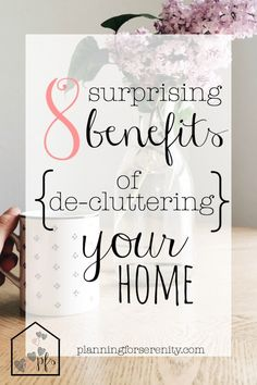8 Surprising Benefits of Decluttering